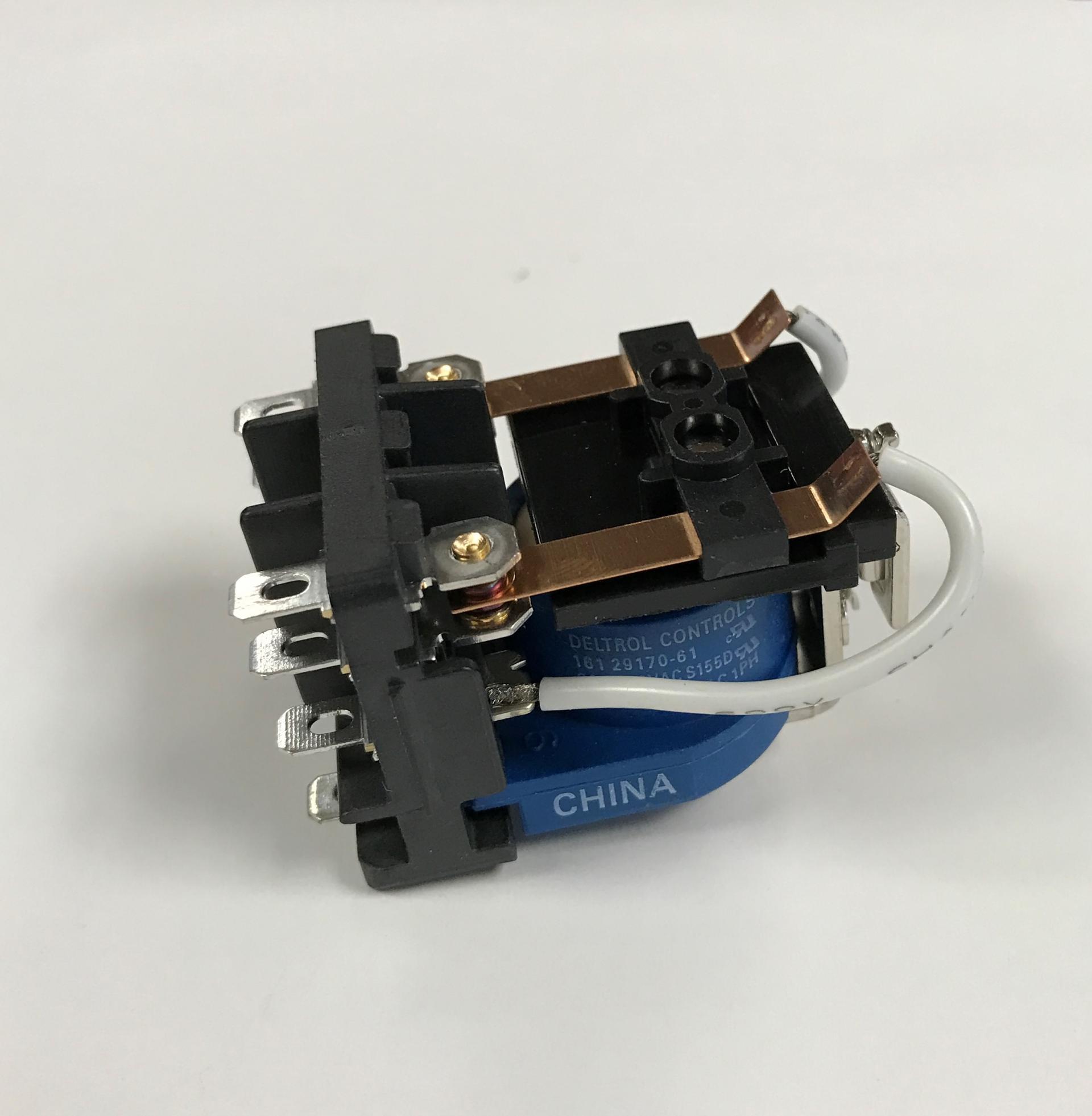161 Relay 13A DPDT 120VAC   Deltrol Controls