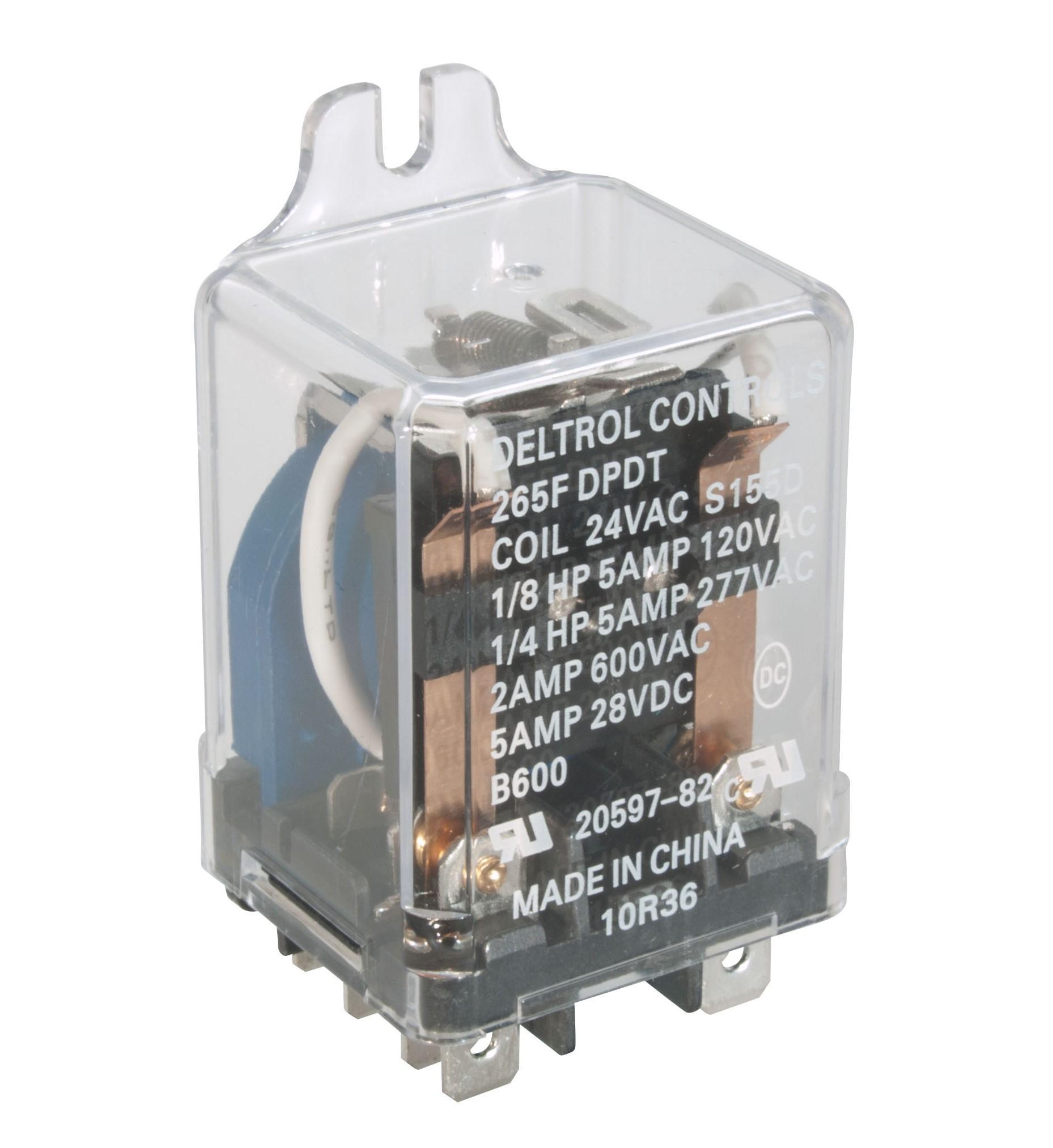 265   Deltrol Controls