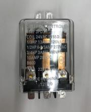 166F Relay 13A 3PDT 24VAC