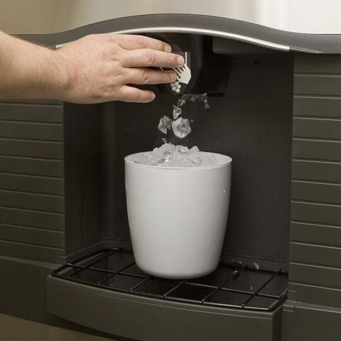 Dispensing Valves for Ice Machines