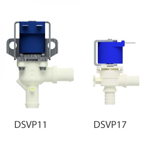 Size Comparison Between DSVP11 and DSVP17